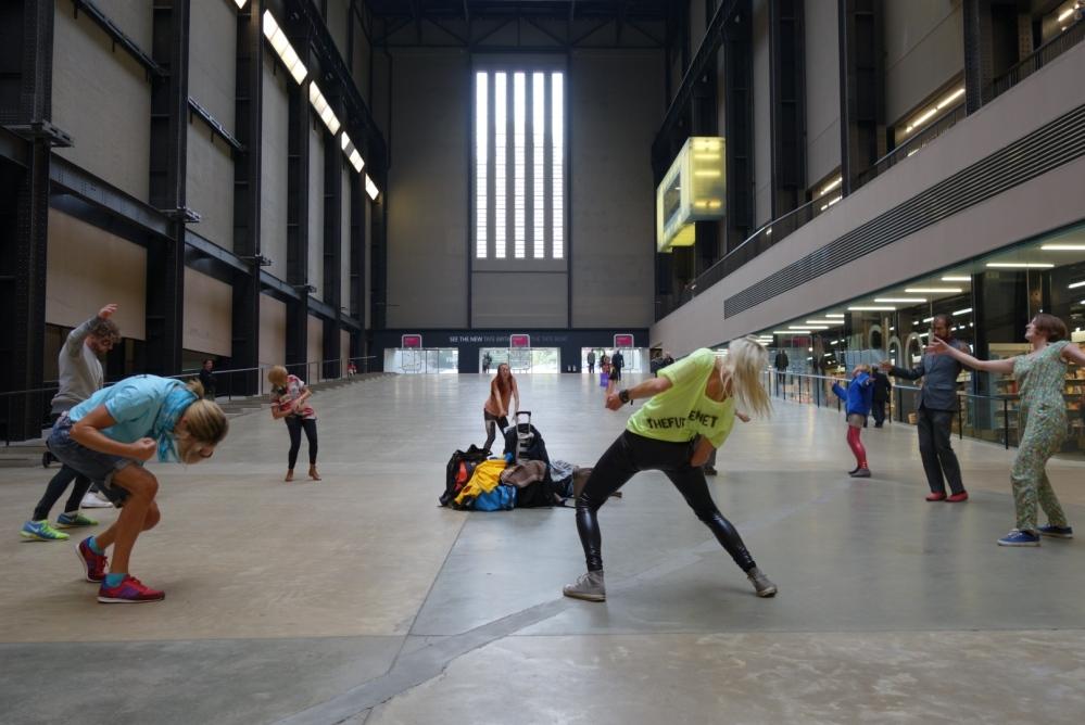 Tate dance